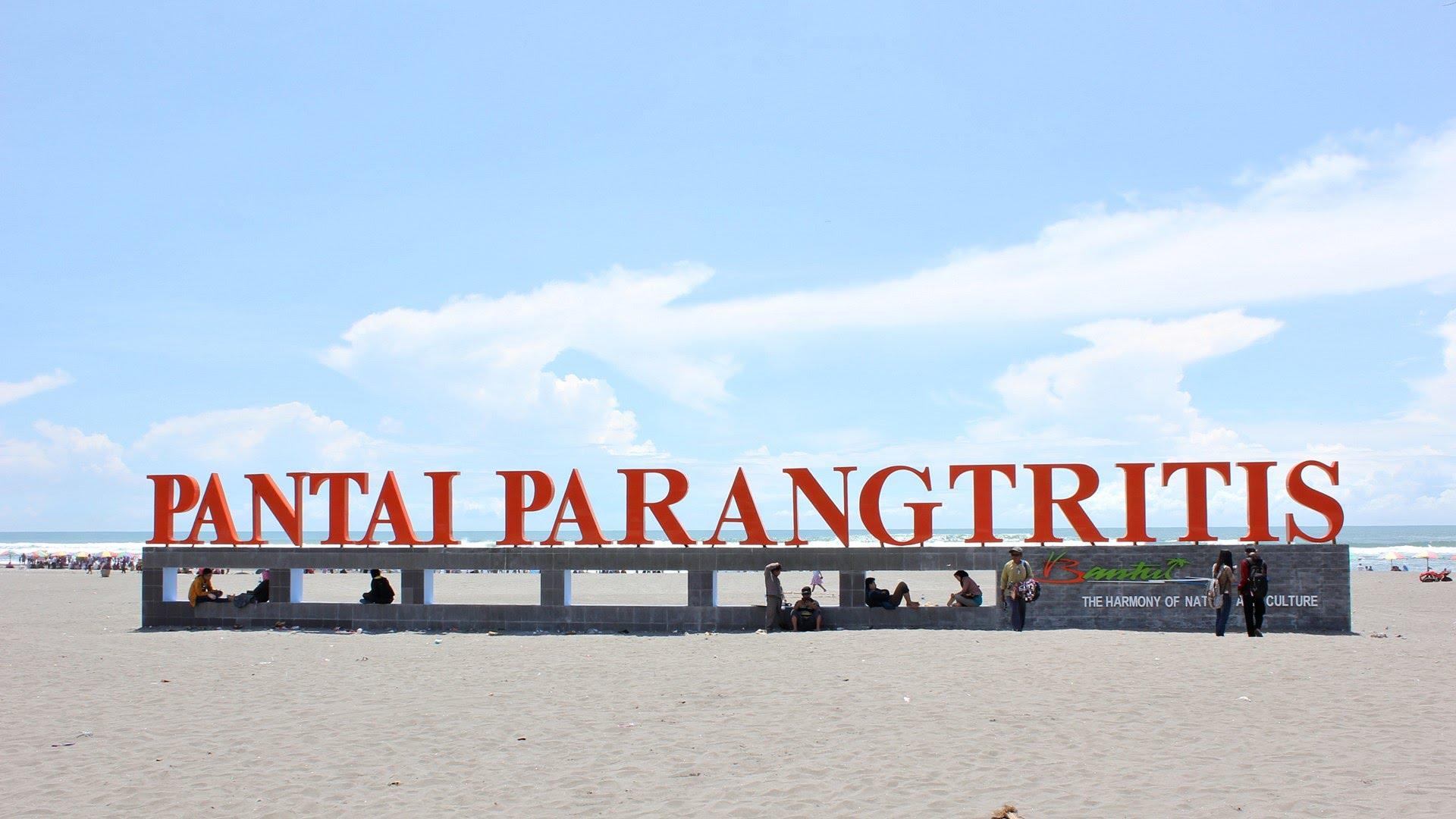5 Pantai Rekomendasi Jogjakarta