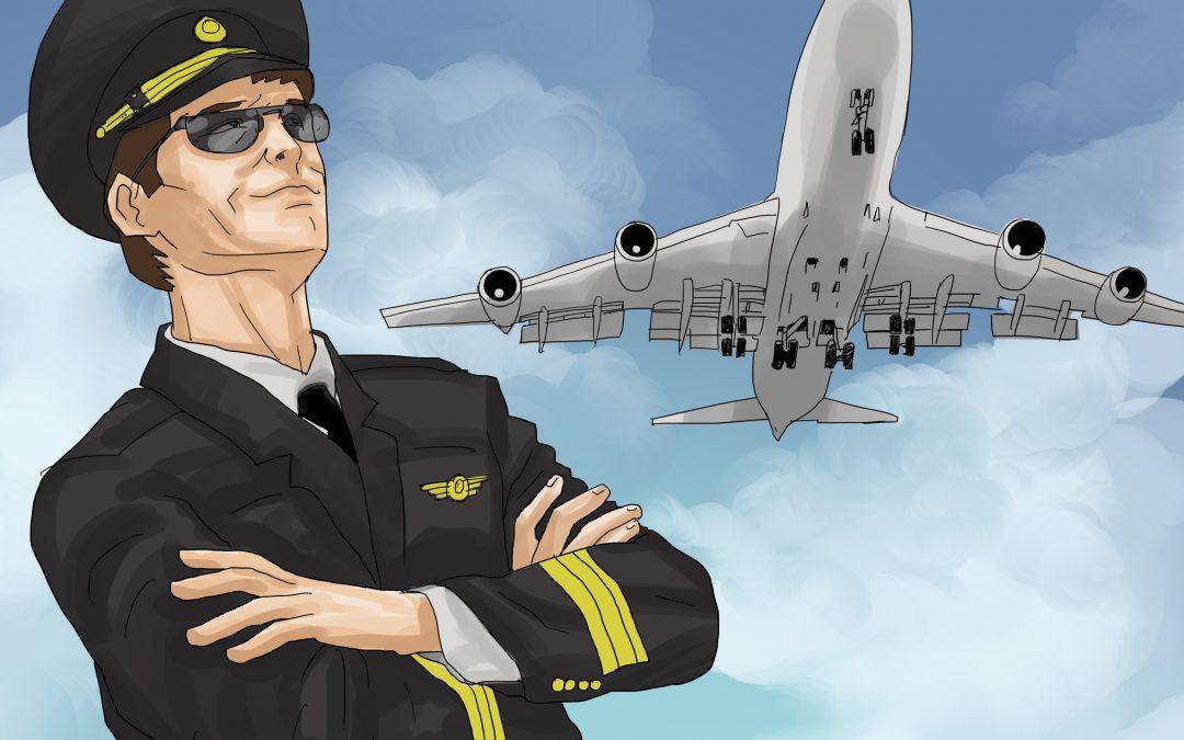 Ini Alasan Mengapa Profesi Pilot Itu Hebat