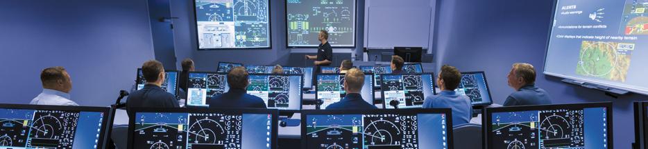 FlightSafety International Mengumumkan Sejumlah Perangkat Tambahan