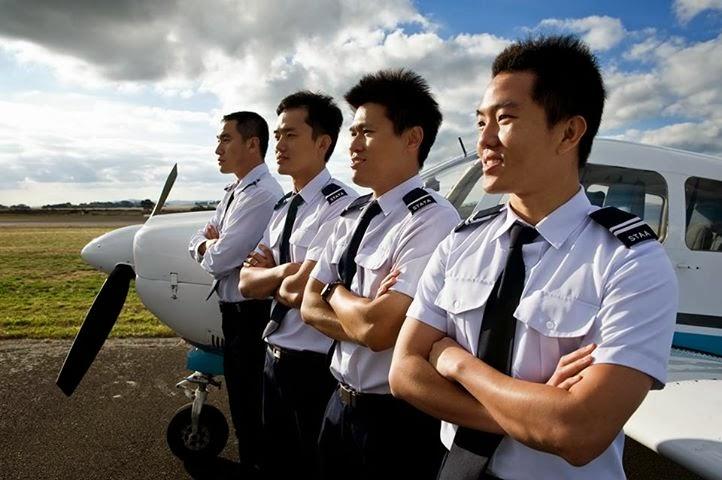 Jenis-jenis Karir Sebagai Pilot