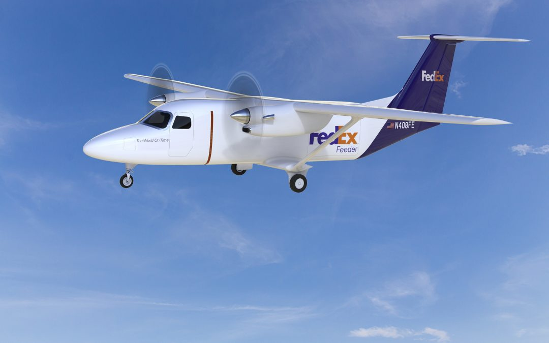 Cessna Luncurkan SkyCourier Utility Twin