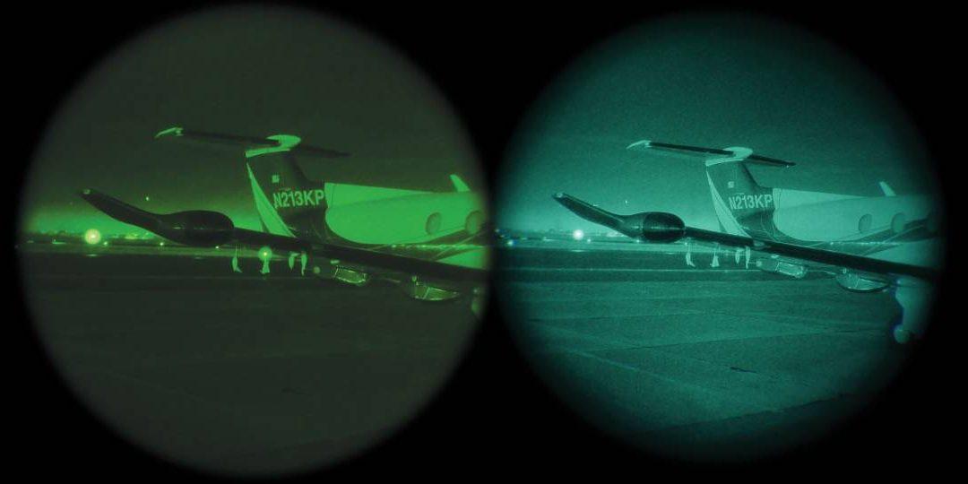 FlightSafety Memperluas Pelatihan Night Vision Goggle