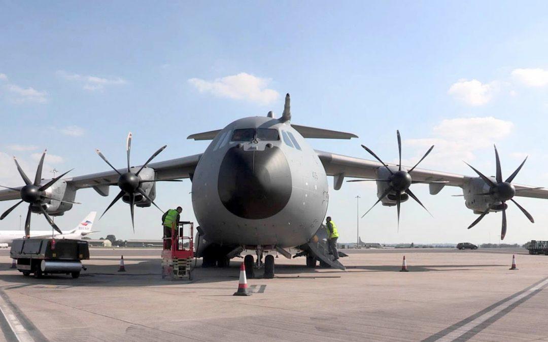 ITC Usulkan Penggunaan Kargo Untuk A400M