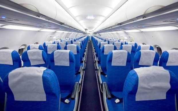 Dimana Tempat Duduk Teraman di Pesawat?
