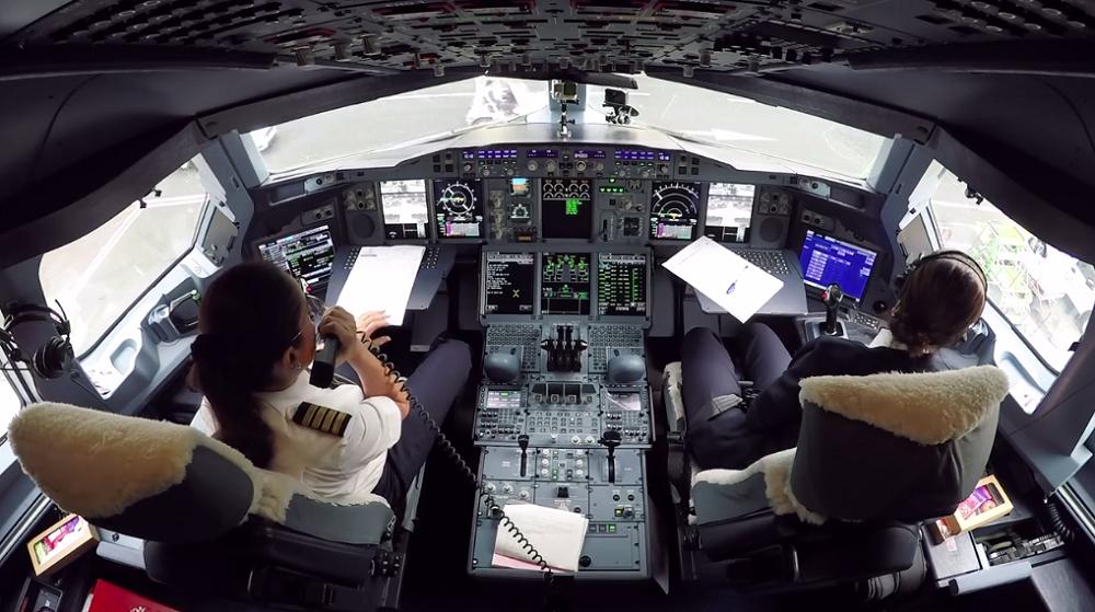 Kunci Memulai Karir di Dunia Penerbangan
