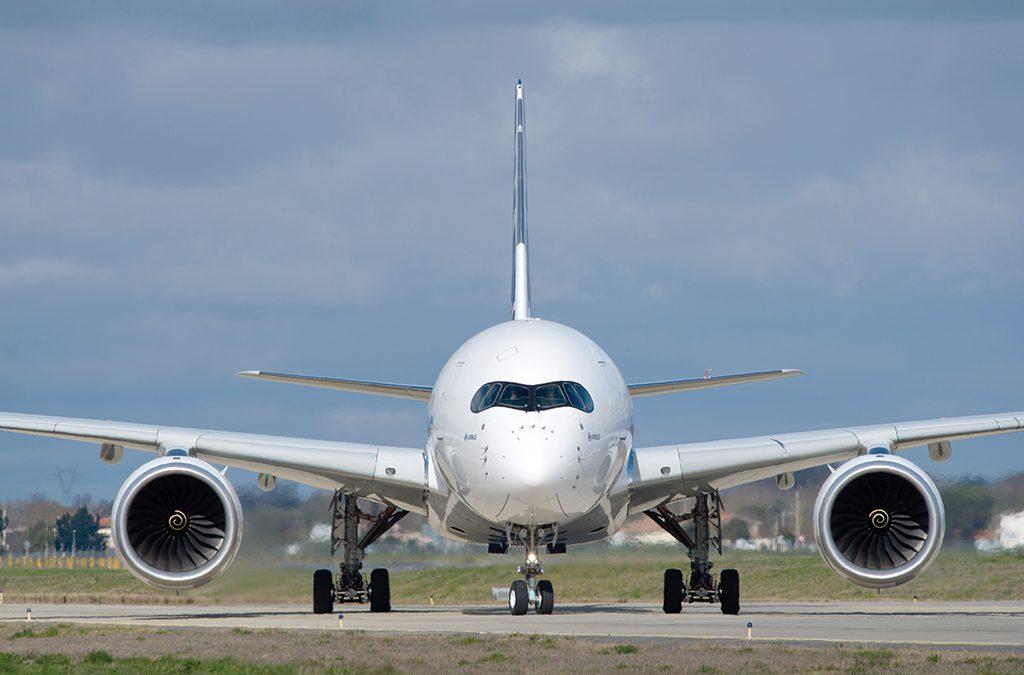 Airbus A330neo Lanjutkan Entri Layanan 2018