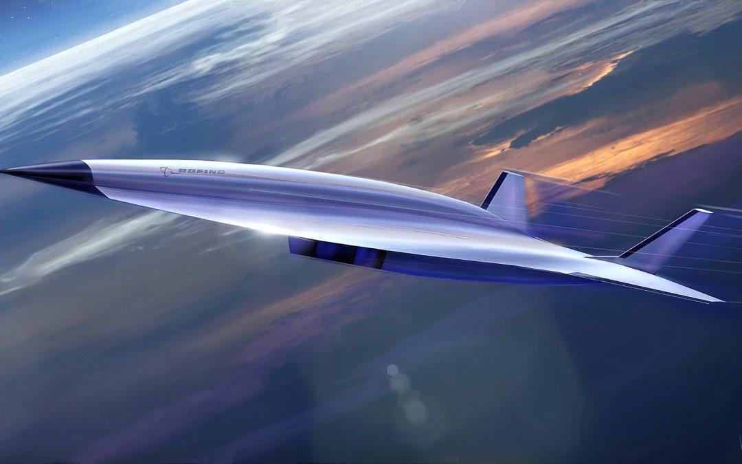Boeing Kembangkan Pesawat Hipersonik!