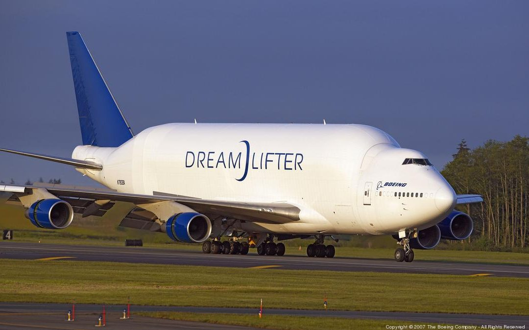 Boeing 747 Lepas Landas Dengan Aman Setelah Salah Mendarat
