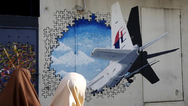 Pemerintah Malaysia Rilis Hasil Resmi MH370