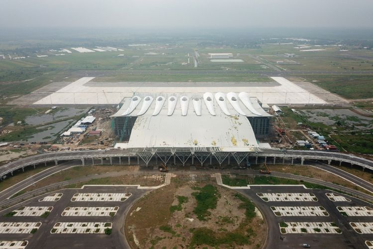 Lion Air Akan Buka 5 Rute di Bandara Kertajati