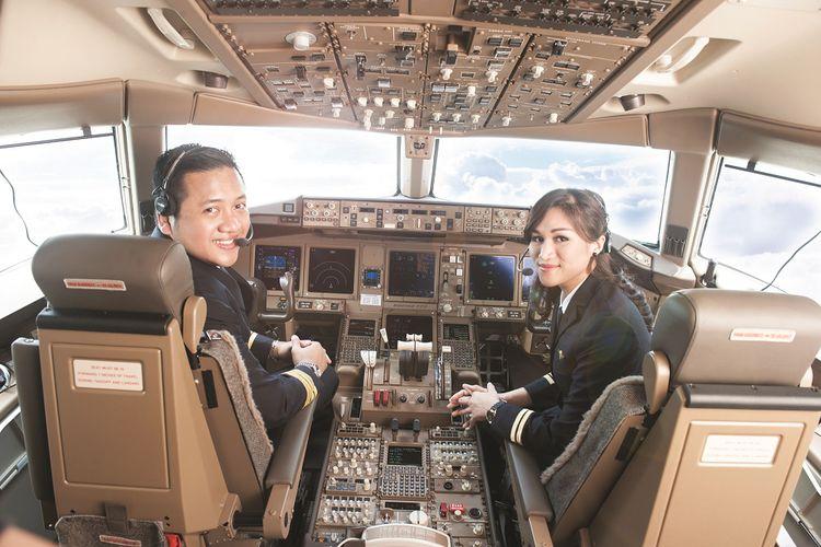 Rahasia Penerbangan Yang Ditutupi Pilot
