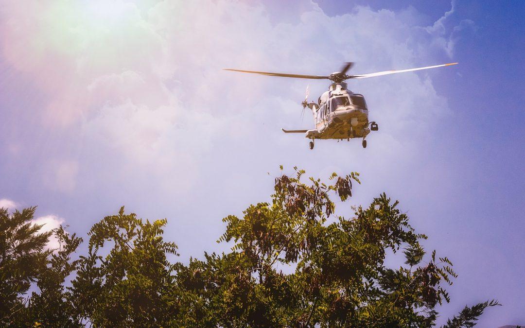 Helikopter PT. NUH Dilaporkan Hilang dan Ditemukan Mendarat Darurat Sehari Kemudian